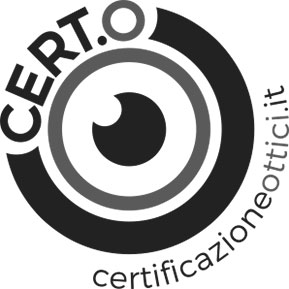 certificazione ottici cert.o